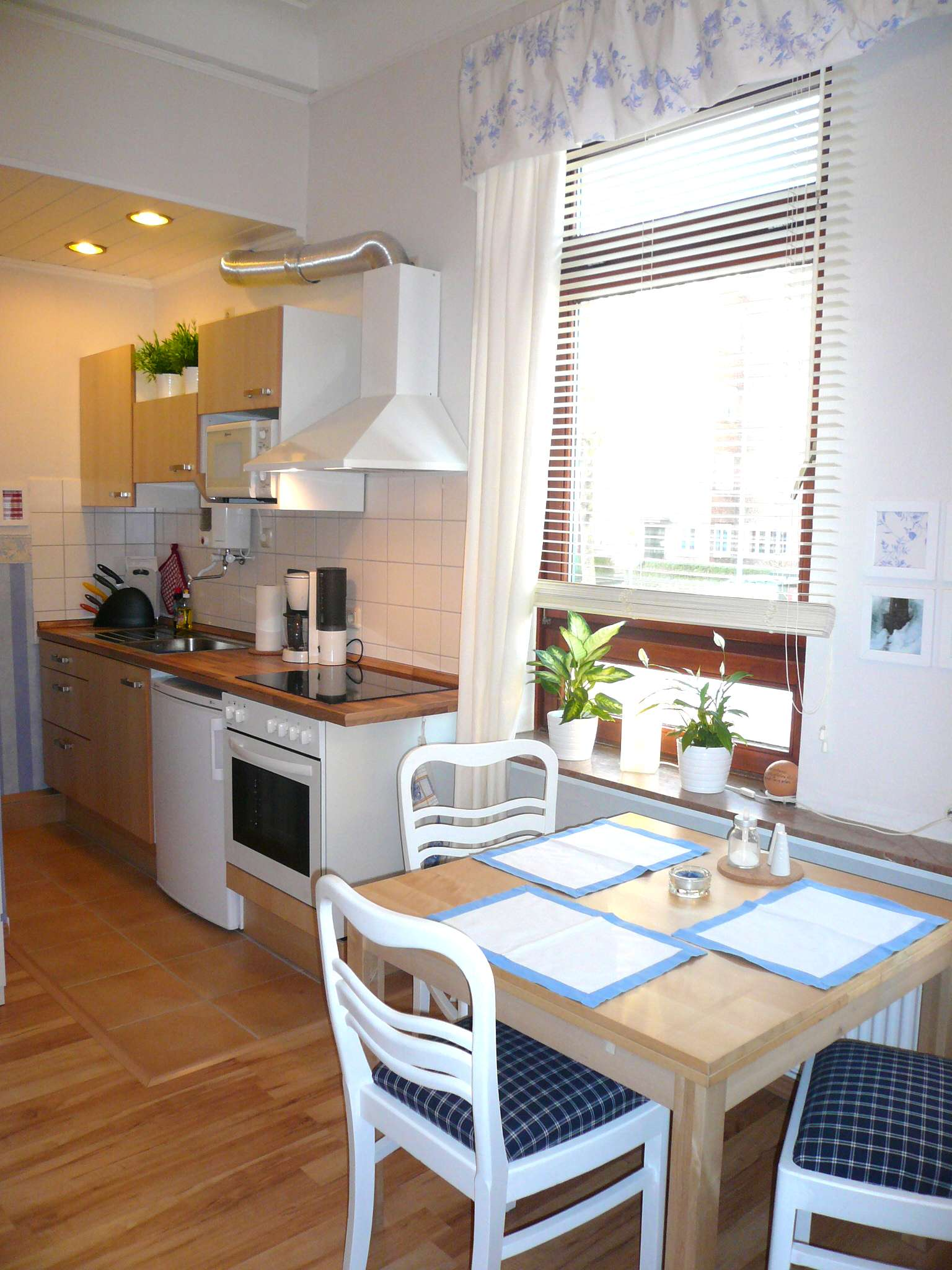 apartment küche | ferienwohnung-schloo - Apartment Küche